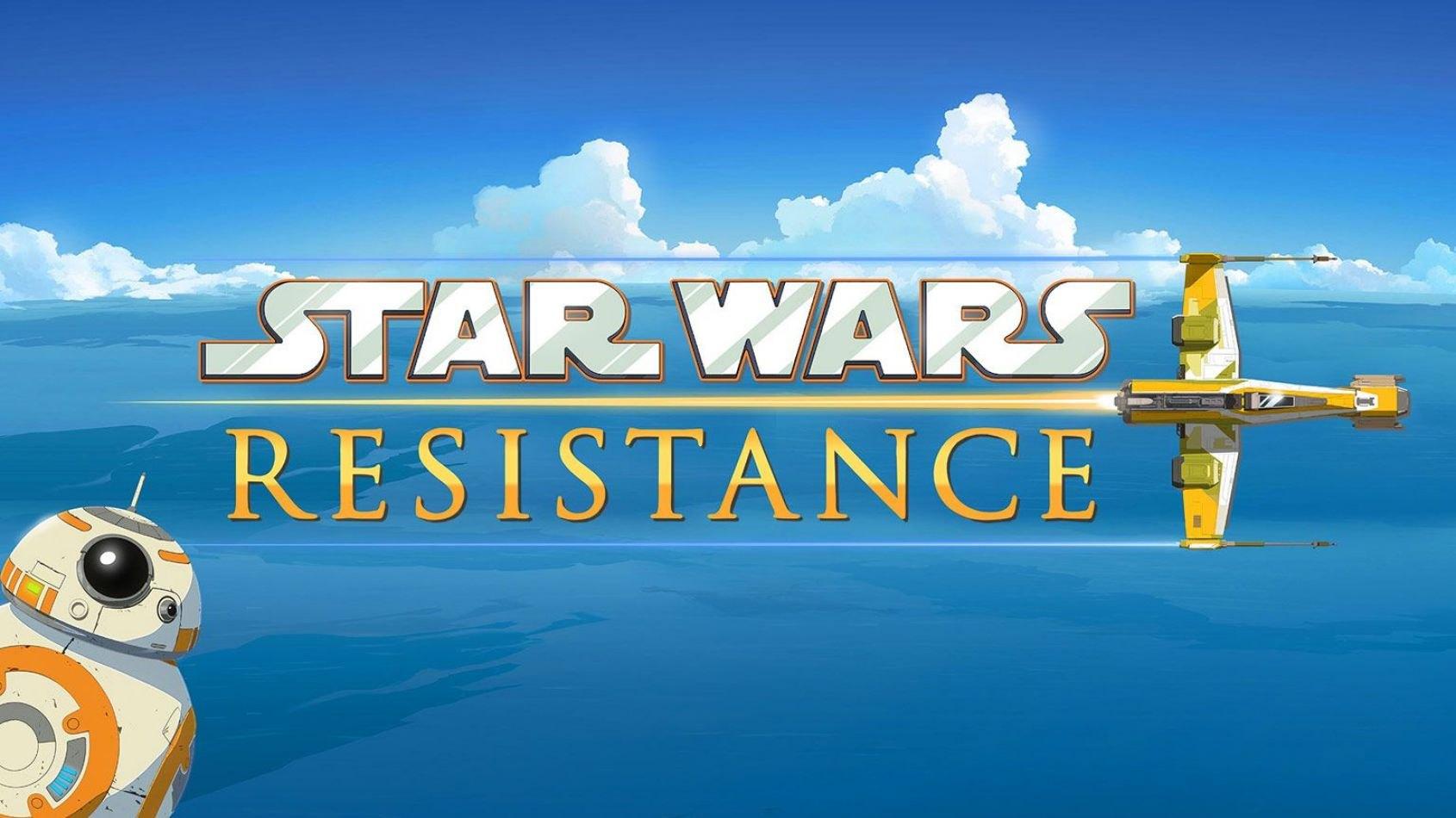 Nouvelle série animée pour cet automne : Star Wars Résistance