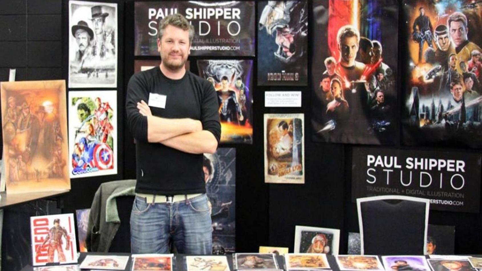 Entretien avec Paul Shipper