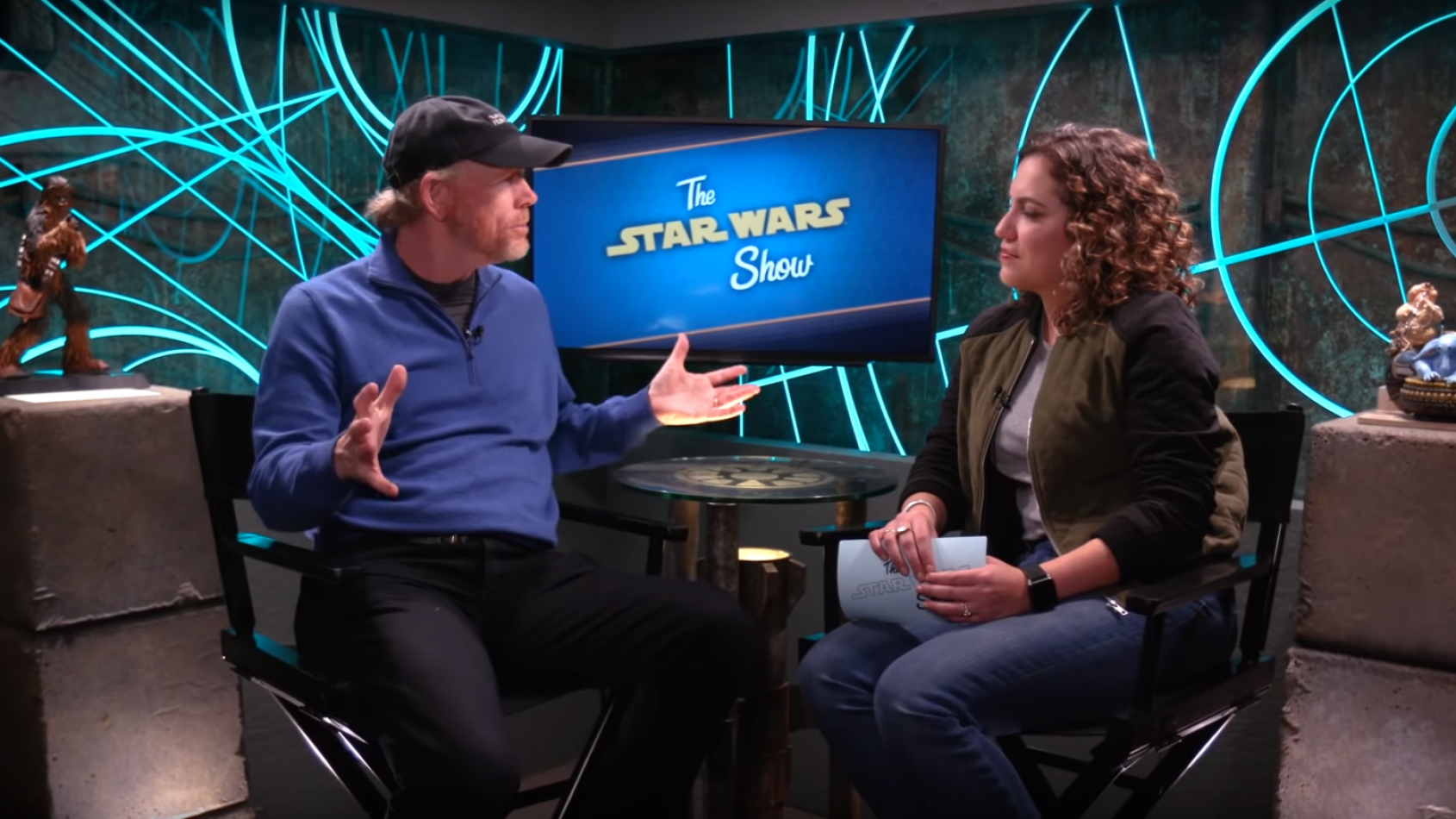 Ron Howard livre quelques détails sur Solo A Star Wars Story