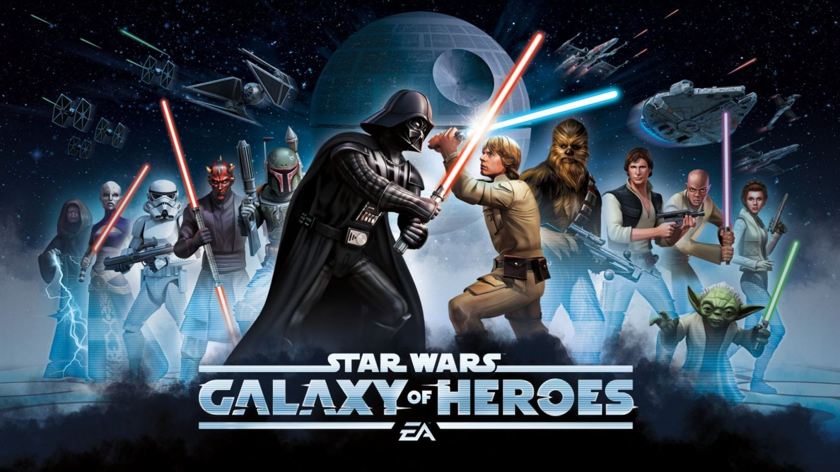 Des bonus pour Galaxy of Heroes à l'occasion du May the Fourth