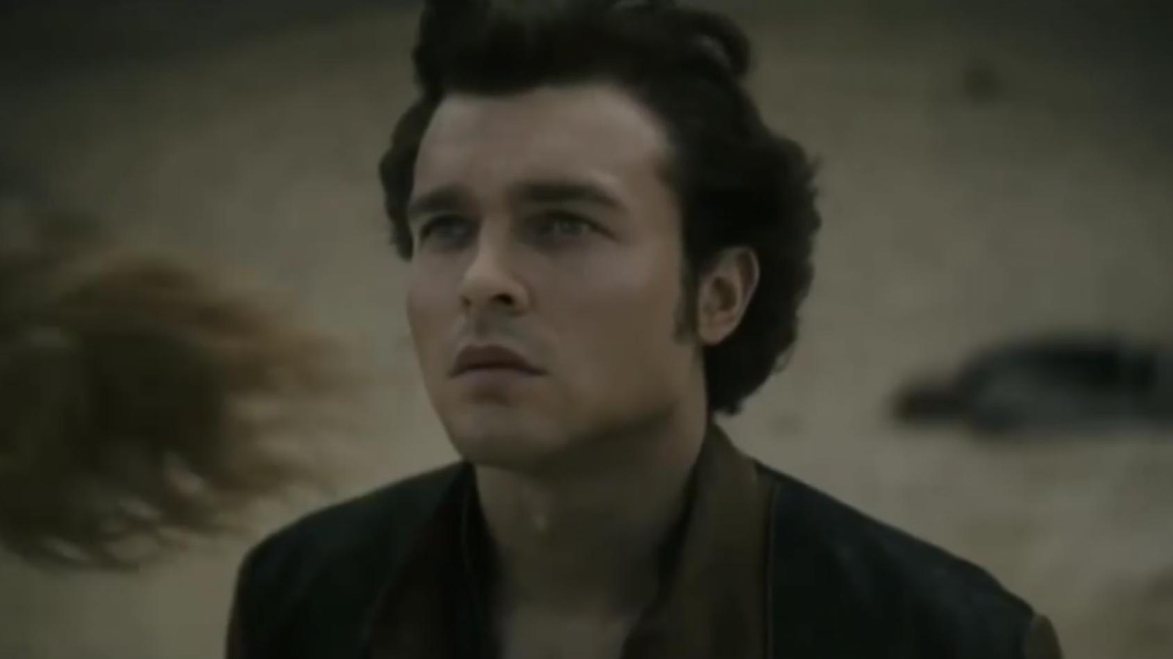 Nouveaux spots TV pour Solo A Star Wars Story