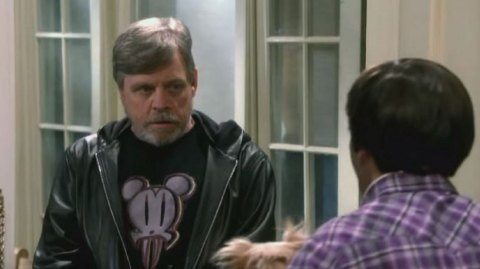 Un teaser du caméo de Mark Hamill dans The Big Bang Theory