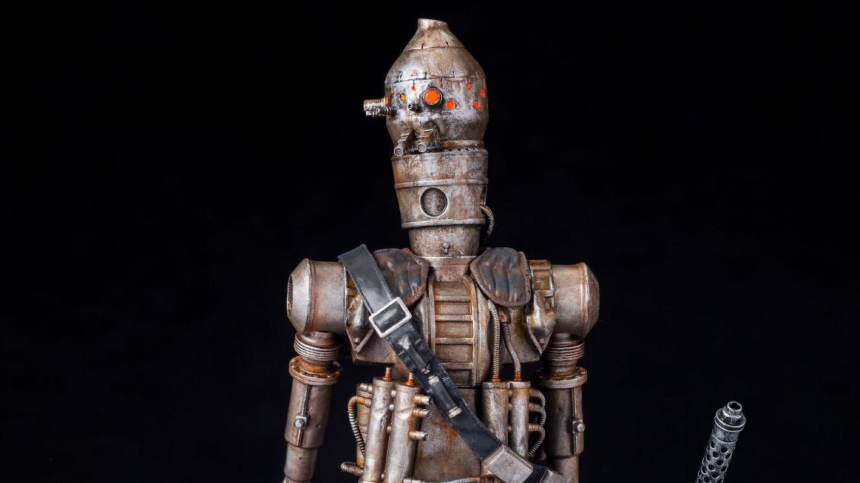 Kotobukiya : Une figurine ARTFX+ pour IG-88