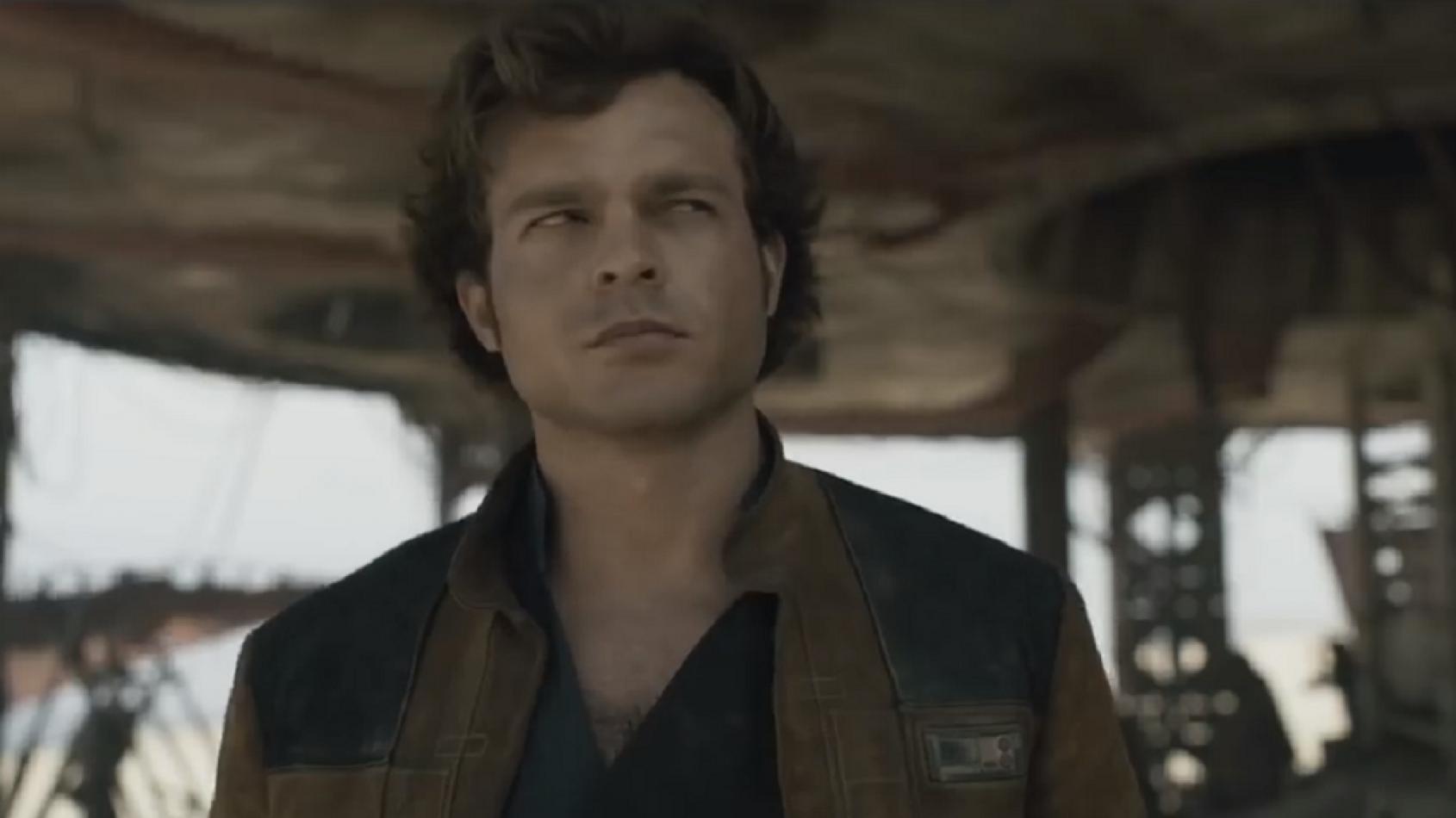 2 nouveaux spots pour Solo A Star Wars Story