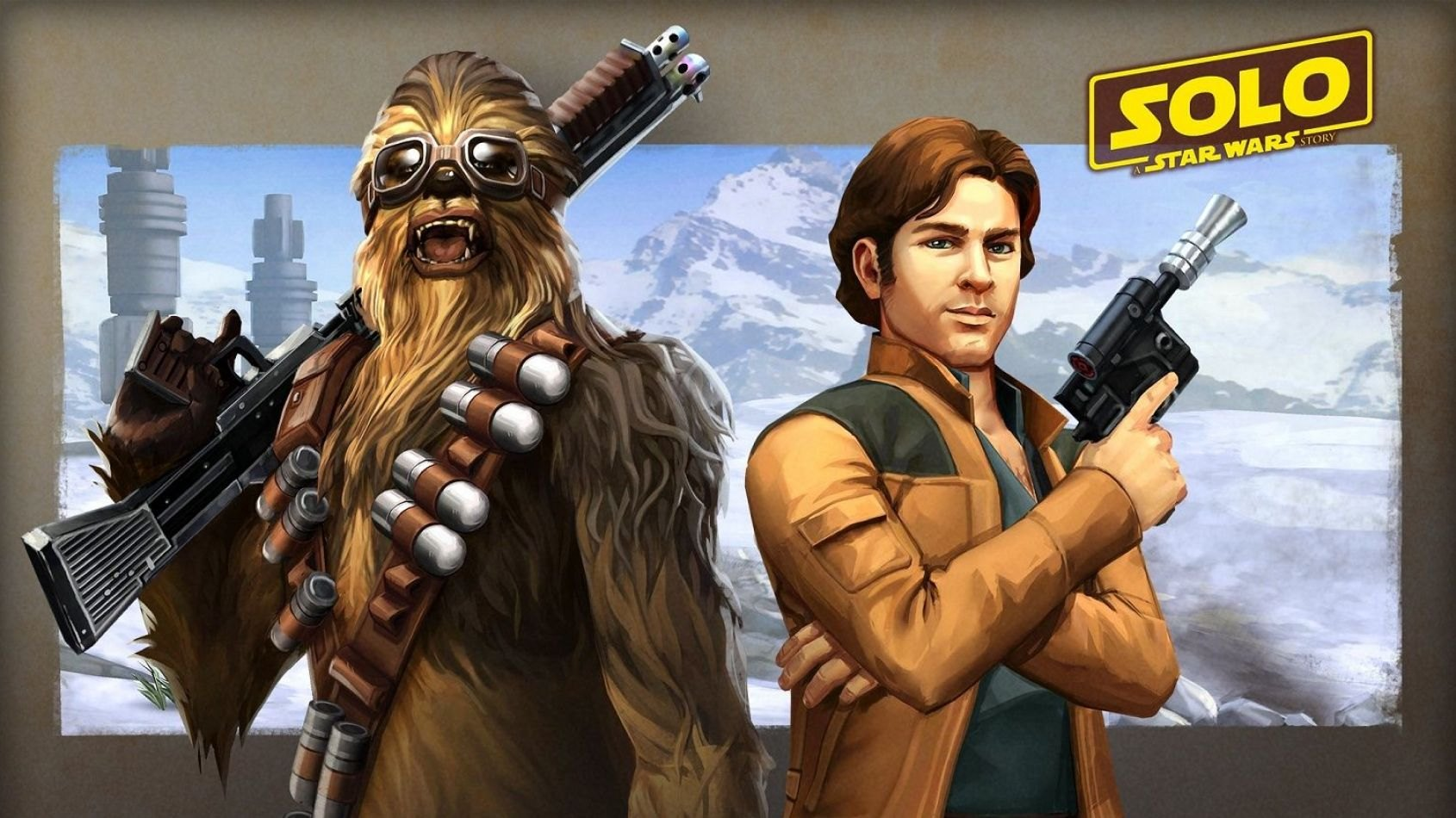 Les personnages de Solo débarquent dans Galaxy of Heroes