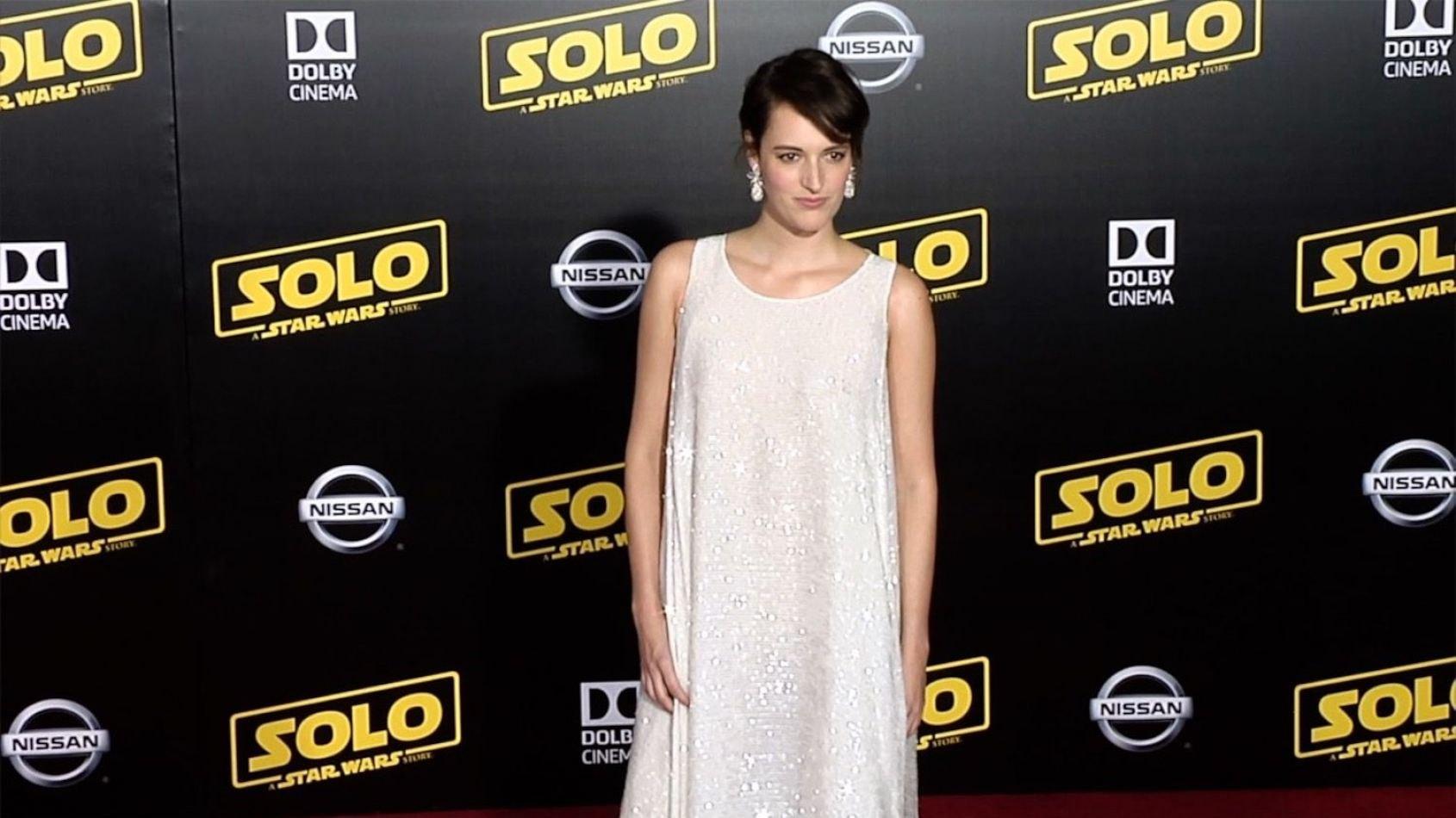 Solo: Phoebe Waller-Bridge ne savait pas ce qu'était un droïde