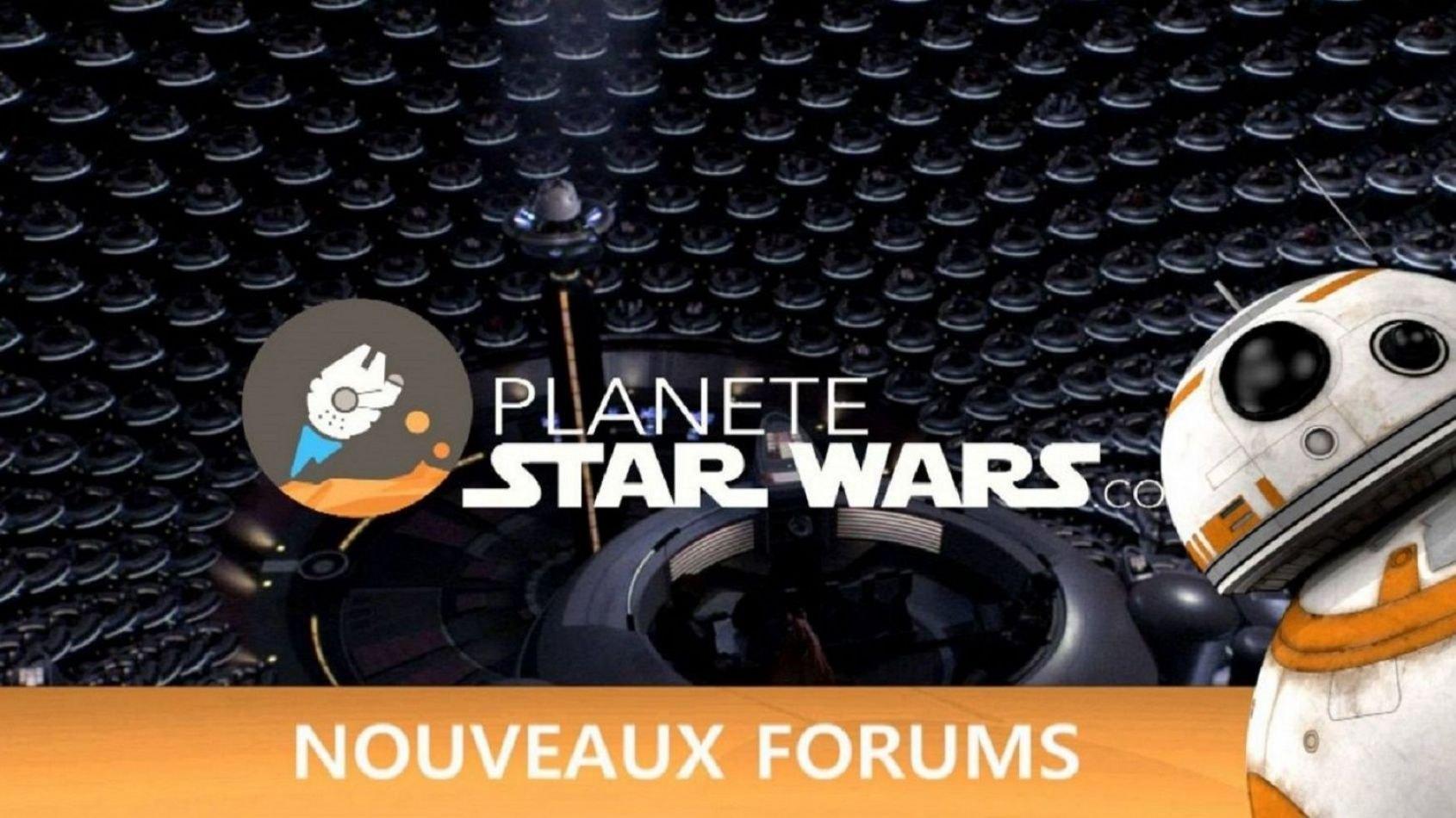 De nouveaux forums sur Solo A Star Wars Story sur Planète Star Wars