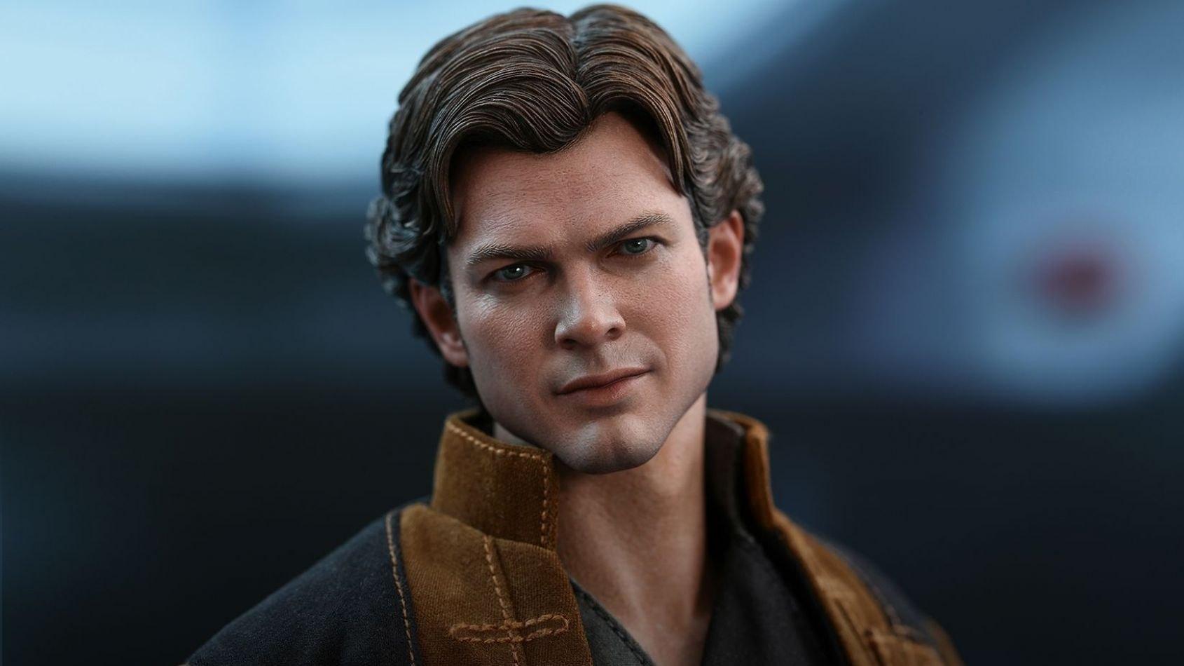 Hot Toys présente sa figurine du jeune Han Solo