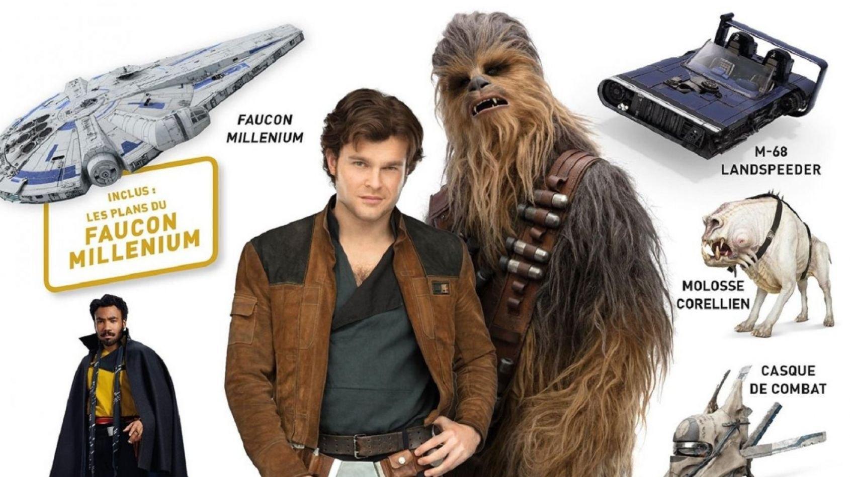 Hachette : Sortie de Solo, A Star Wars Story : Le Guide Visuel