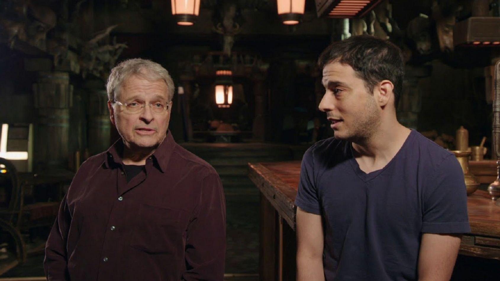 Lawrence et Jon Kasdan parlent du gros caméo de la fin de Solo