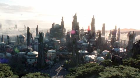 Le nom du village du Galaxy's Edge révélé