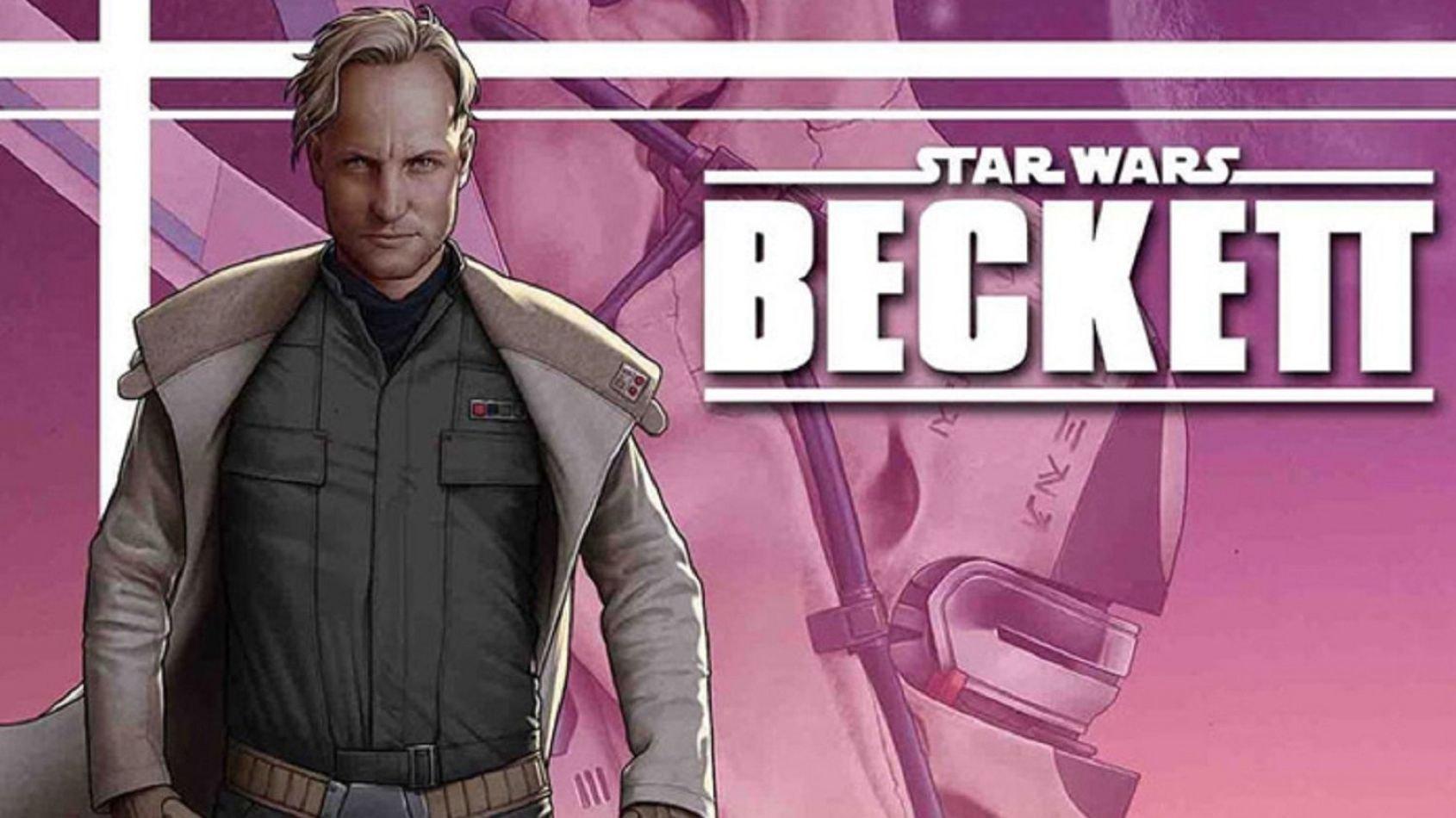 Solo: un comics sur le personnage de Beckett