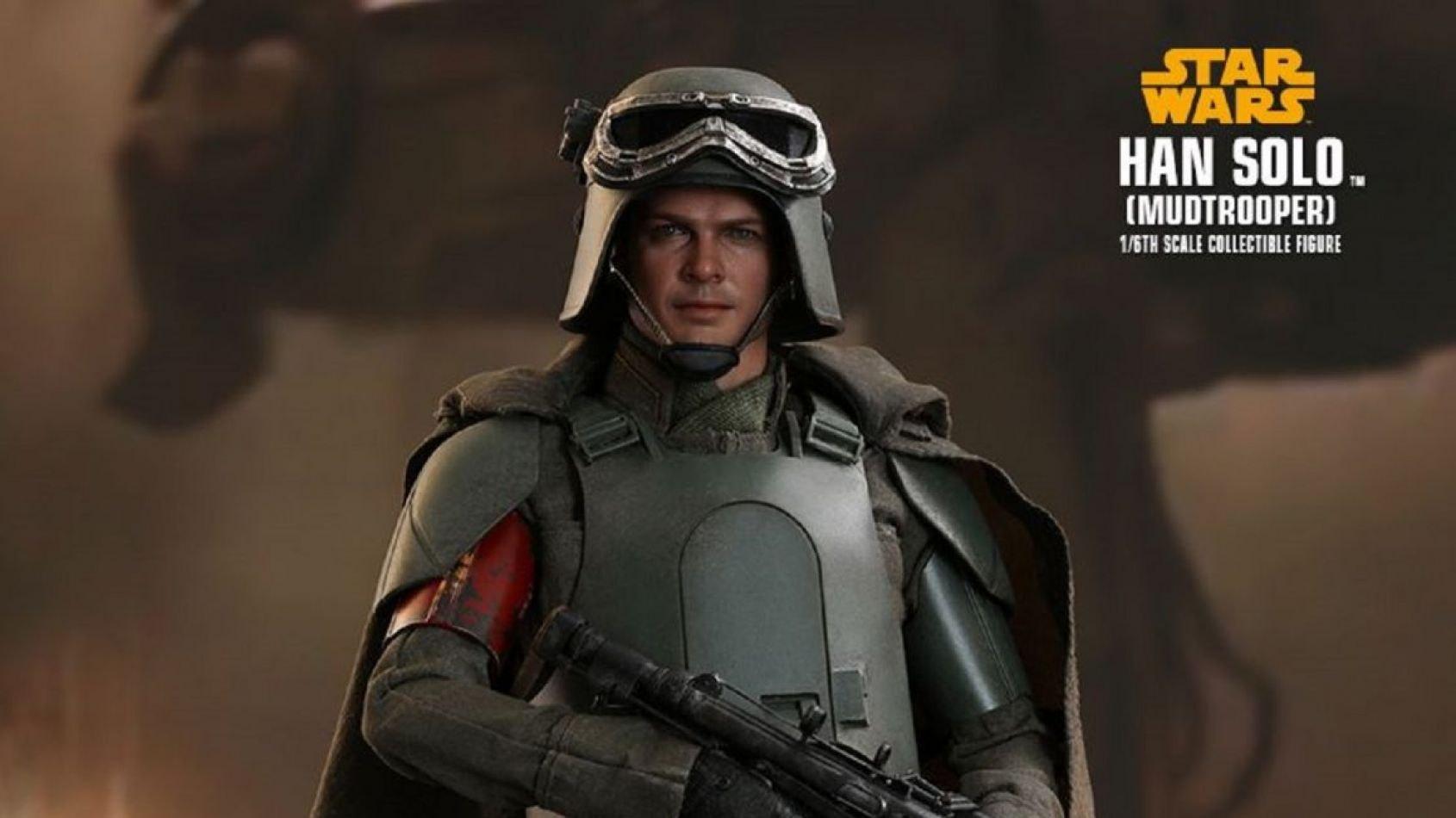 Hot Toys annonce une figurine de Solo en Mudtrooper