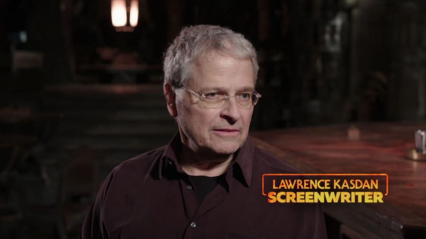 Lawrence et Jon Kasdan nous révèlent de nouvelles infos sur Solo