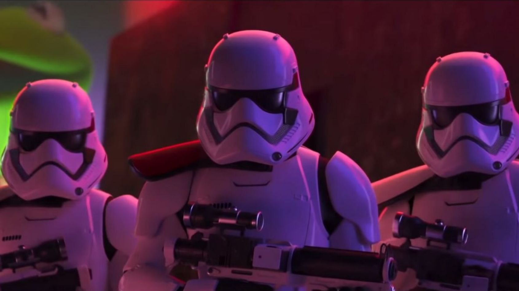 Star Wars débarque dans le prochain film d'animation Disney !