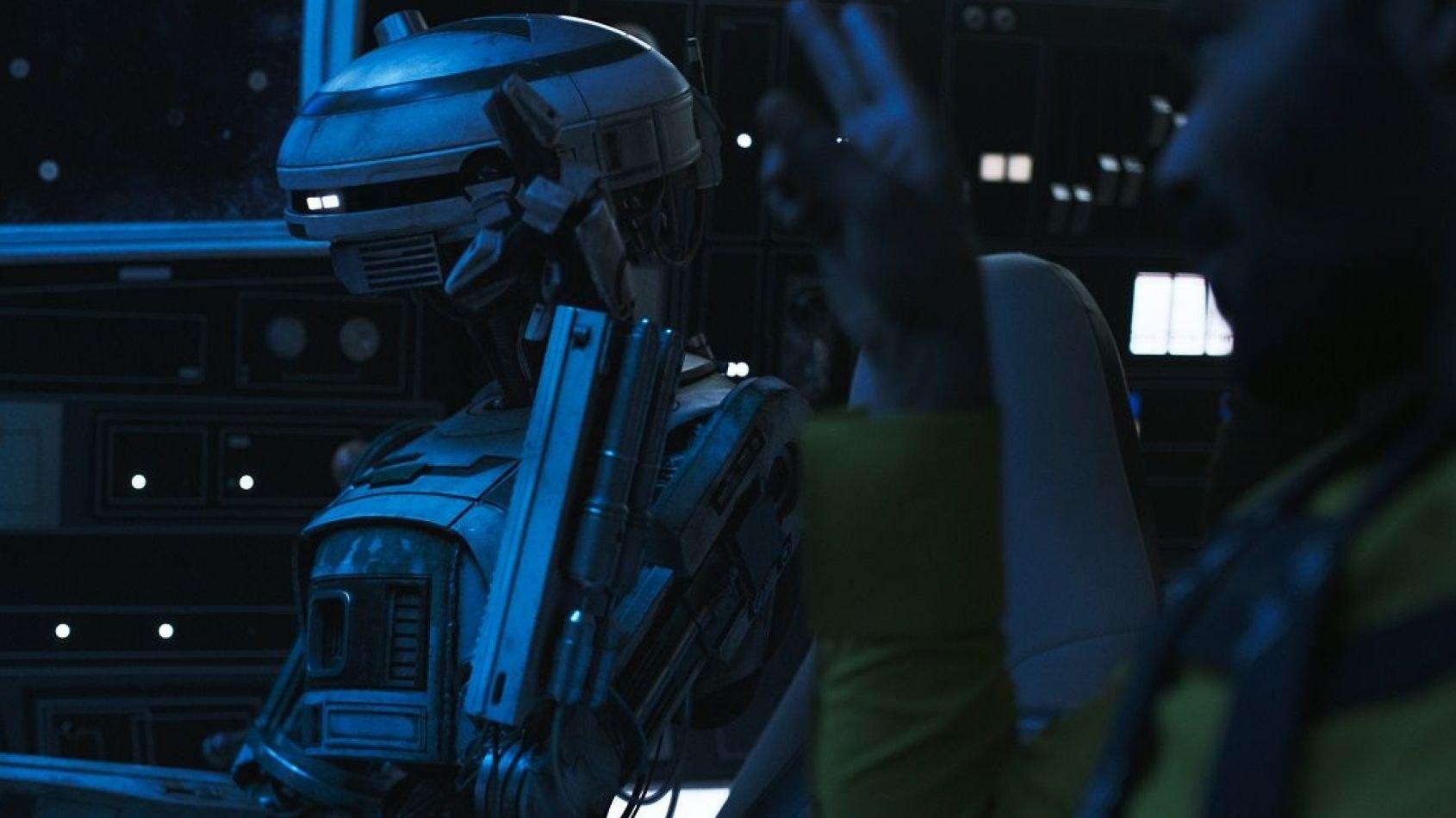 Lando, L3-37 et le Faucon Millenium arrivent dans Galaxy of Heroes