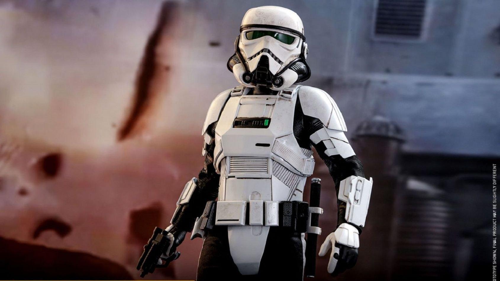 Hot Toys: le patrol trooper de Solo A Star Wars Story