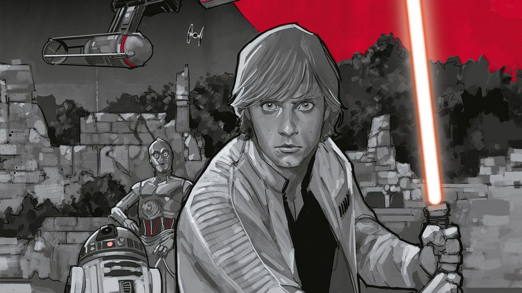 Delcourt : Sortie de l'Arme du Jedi