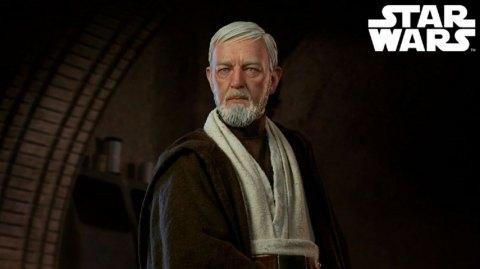 Sideshow: Obi Wan Kenobi en format Premium annoncé