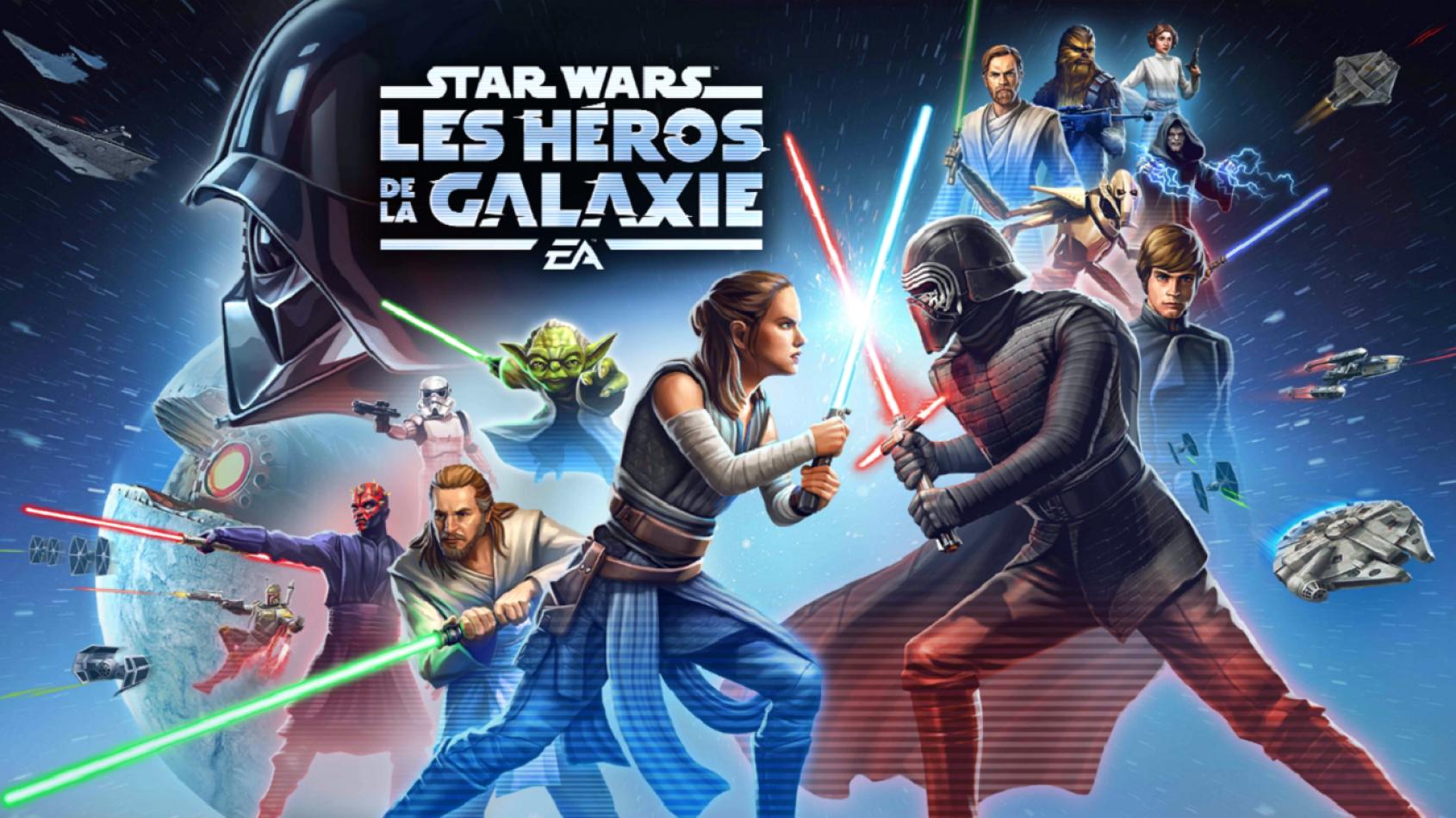 Batailles de la flotte et Range Trooper arrivent dans Galaxy of Heroes