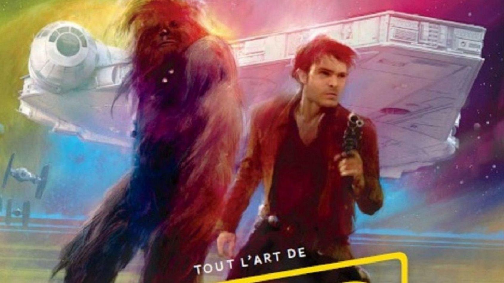 Review : Tout l'Art de Solo, A Star Wars Story