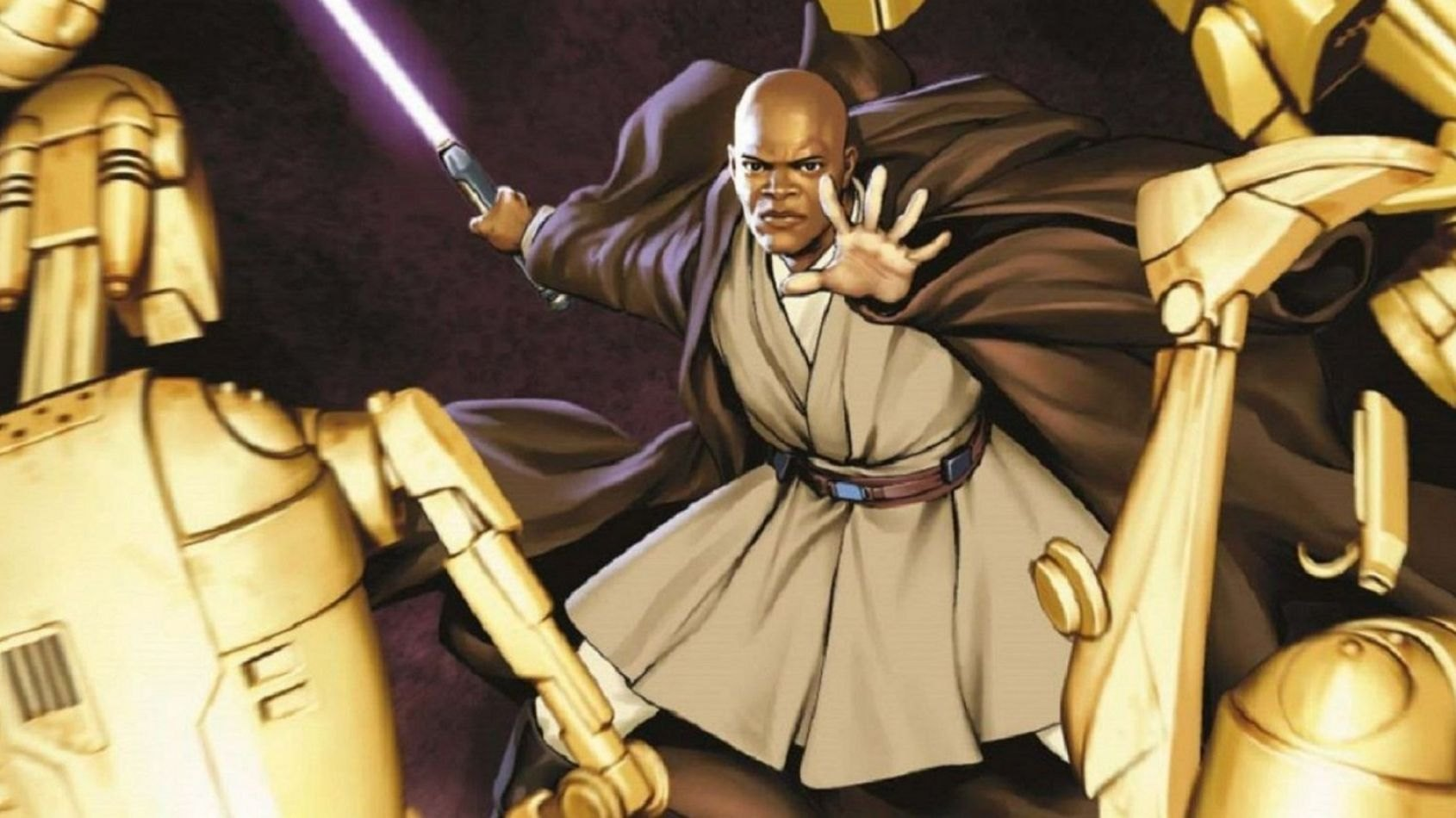 Review : Mace Windu : Jedi de la République
