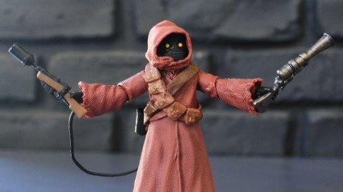 Review des nouvelles figurines Black Series chez Hasbro