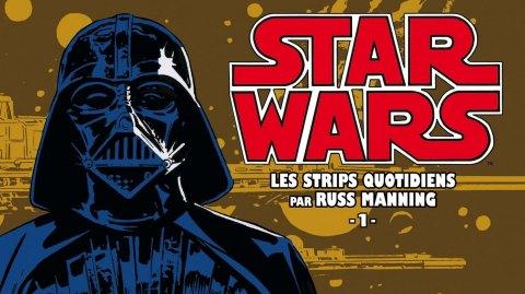 Review : Les Strips Quotidiens par Russ Manning 1