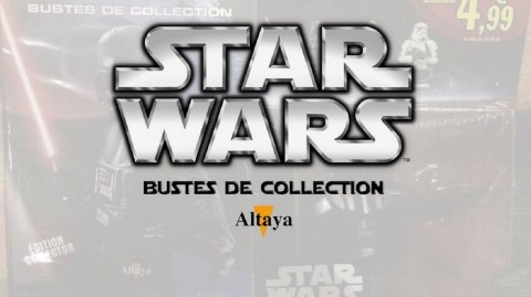 Review des Bustes Star Wars d'Altaya : épisode 5