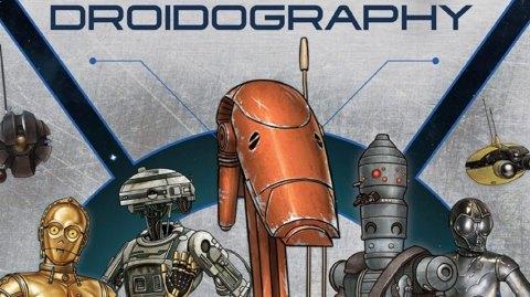 Nouveau livre Star Wars : une encyclopédie sur les droïdes
