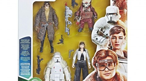 Hasbro: nouvelles figurines Force Link 2.0
