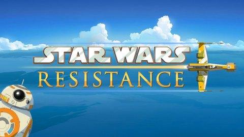 A quelle période se déroule Star Wars Resistance ?