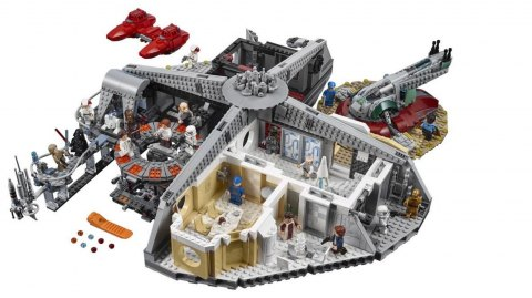 Lego dévoile son set Betrayal at Cloud City !