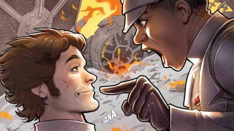 Une nouvelle série de comics sur la jeunesse de Han Solo dans l'Empire