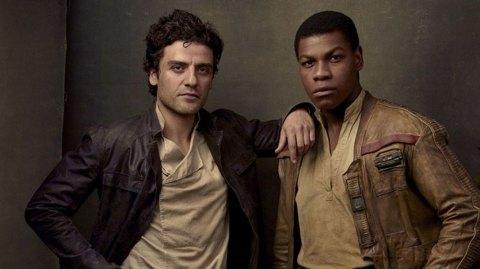 Des photos de tournage de l'Episode IX dévoilent Poe et Finn !