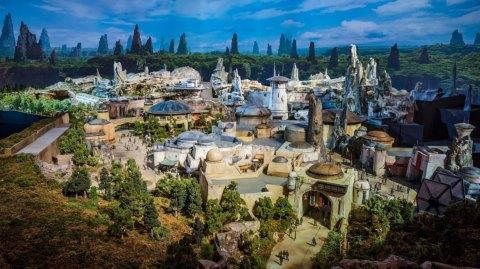 Galaxy's Edge: les personnages présents dans le parc