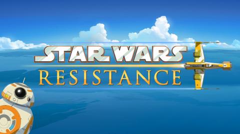 Les titres des quatre premiers épisodes de Star Wars: Resistance