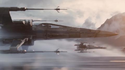 Une Photo d'un Nouveau X-Wing dans l'Episode IX !
