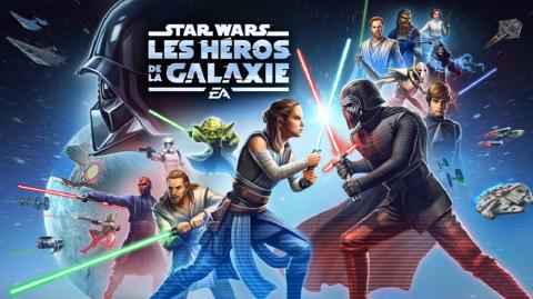 Galaxy of Heroes : Des bonus liés aux personnages de The Clone Wars