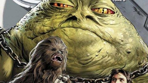 Review : Star Wars 6 : Des Rebelles Naufragés chez Panini