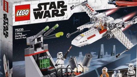 Nouveaux visuels des mini-sets LEGO