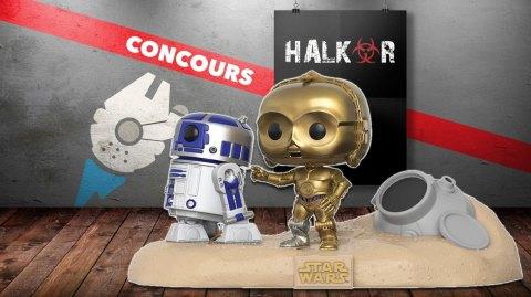 Bénéficiez de 20% de remise chez Halkor.com jusqu'à Noël