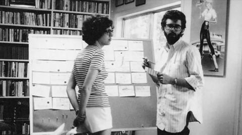 Gloria Katz, l'une des scénaristes de Star Wars nous a quittés