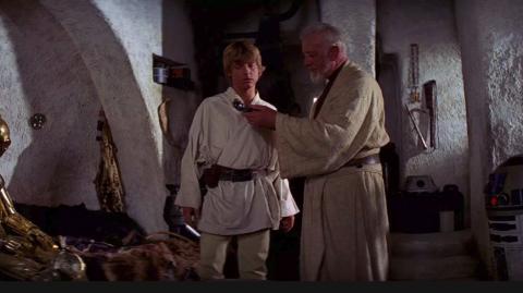 Mark Hamill émet des doutes à propos des enchères du sabre de Luke