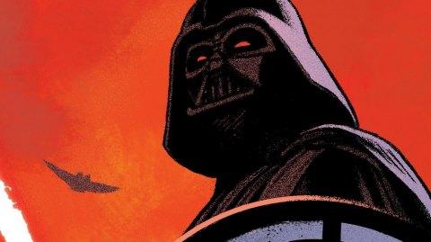 La minisérie Star Wars: Vador - Dark Visions annoncée chez Marvel