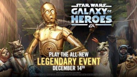 C-3PO arrive sur l'holotable de Galaxy of Heroes