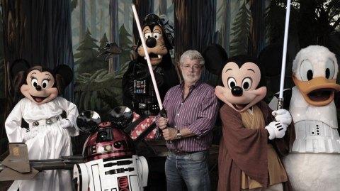 Il y a 6 ans jour pour jour, Disney rachetait Lucasfilm