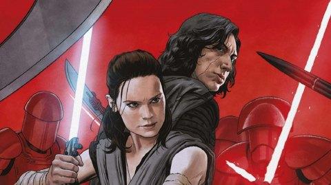 Panini : Sortie de Star Wars Les Derniers Jedi
