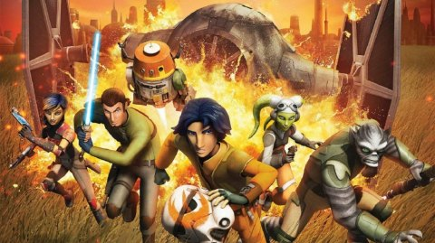 Delcourt : Sortie de Star Wars Rebels 10