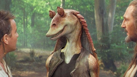 Ahmed Best explique comment Jar Jar l'a presque conduit au suicide